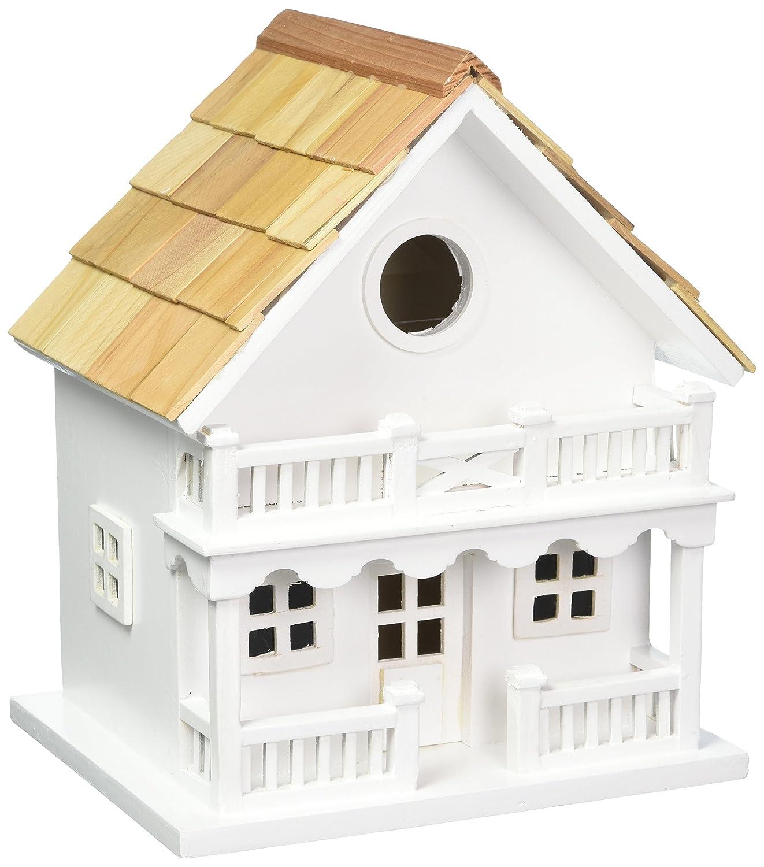 Amazon Home Bazaar Hand Made Chalet Bird House