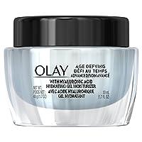 Olay Age Defying Advanced Gel Moisturizer with Hyaluronic Acid, 50 Ml, 1.7 Fluid...