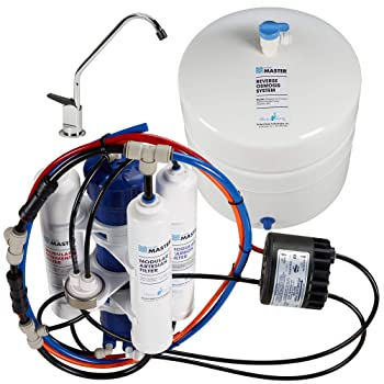 Home Master TMAFC-ERP Artesian Full Contact System Water Purifier