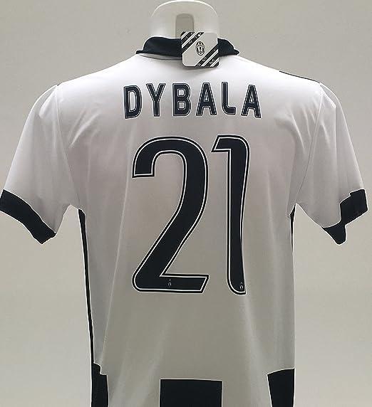 77 opinioni per Maglia Calcio Juventus Paulo Dybala 21 Replica Autorizzata 2016-2017