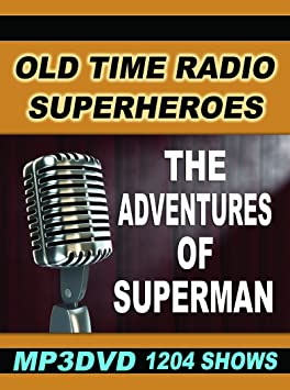 FQ Old Time Radio Classics - Old Time Radio Superheroes: The