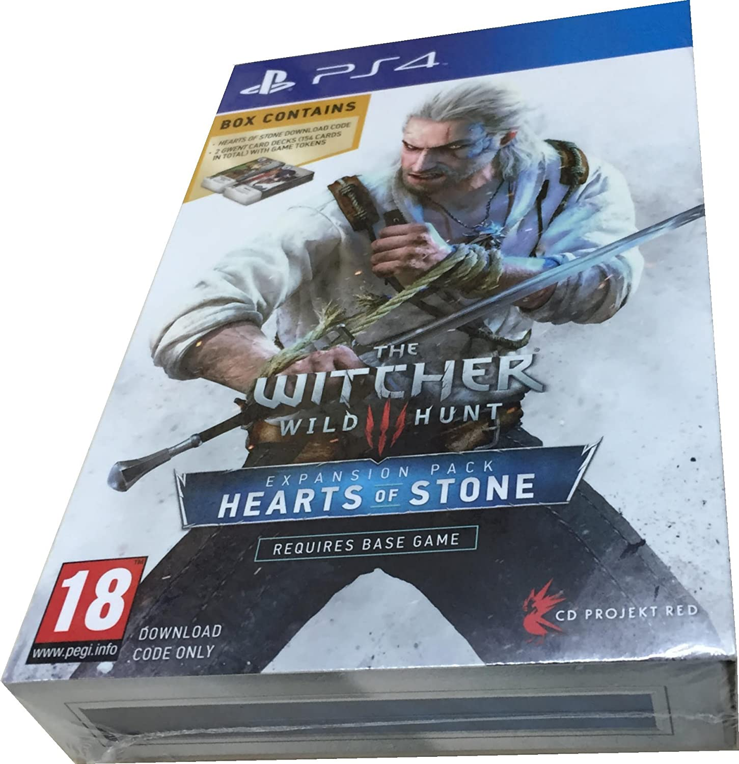 The witcher 3 wild hunt hearts of stone limited edition with gwent the witcher 3 wild hunt hearts of stone limited edition with gwent cards ps4 game amazon pc video games solutioingenieria Image collections