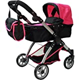 Mommy & me 2 in 1 Deluxe doll stroller (view all photos) 9620