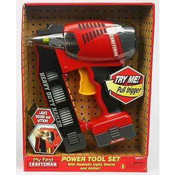 craftsman nail gun user manual