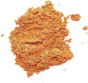 Mica Powder (Papaya) 2 oz – Soap Making Kit – Powdered Pigments Set – Soap Making dye – Single Color - Hand Soap Making Supplies - Resin Dye - Mica Powder Organic for Soap Molds