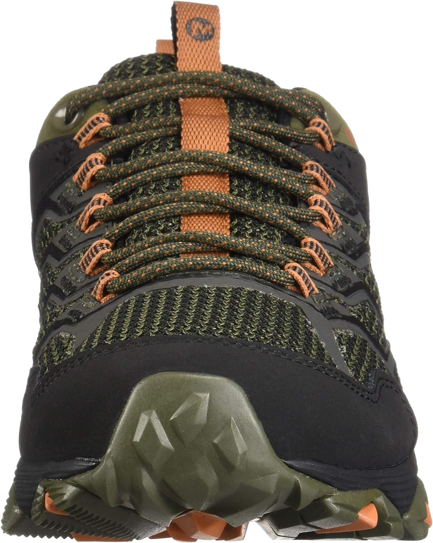 Merrell Mens Moab FST 2 Wp Hiking Shoes
