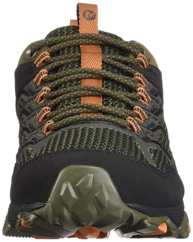 5c937ec751d 08.5 M US J77475 Merrell Mens Moab FST 2 Waterproof Hiking Shoe ...