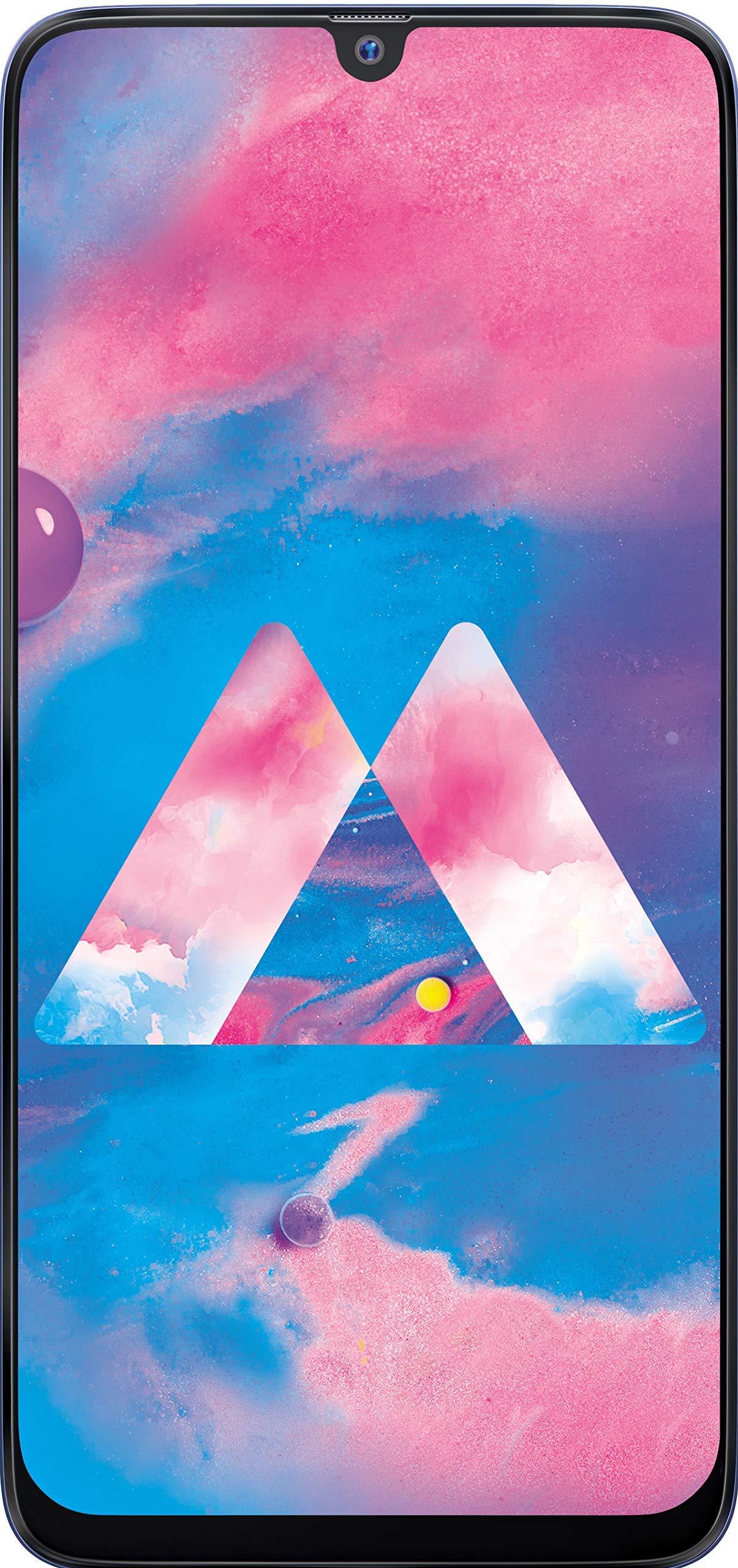 Samsung Galaxy M30 (Gradation Blue, 6+128 GB) product image