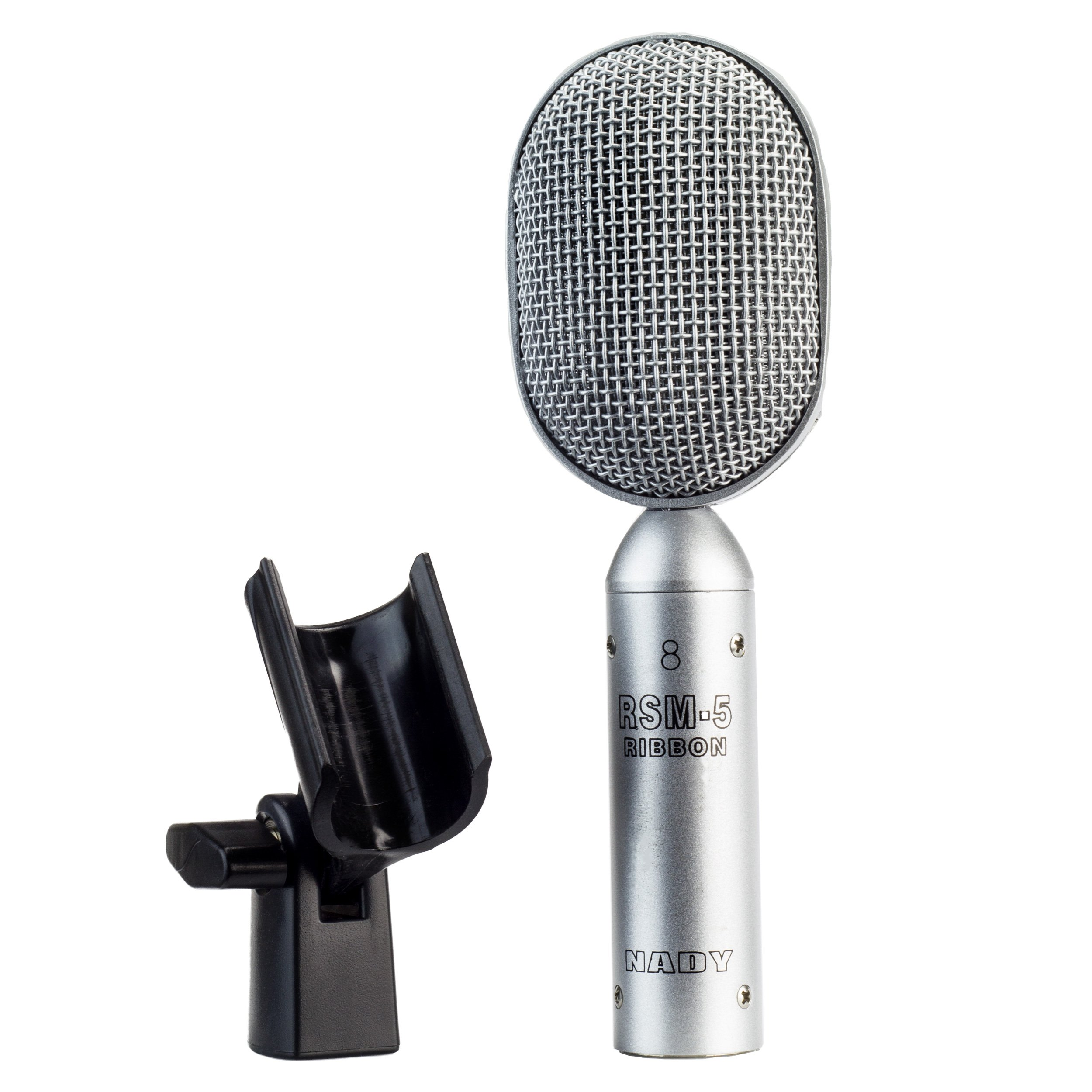 Compact Velocity Studio Ribbon Microphone by Nady