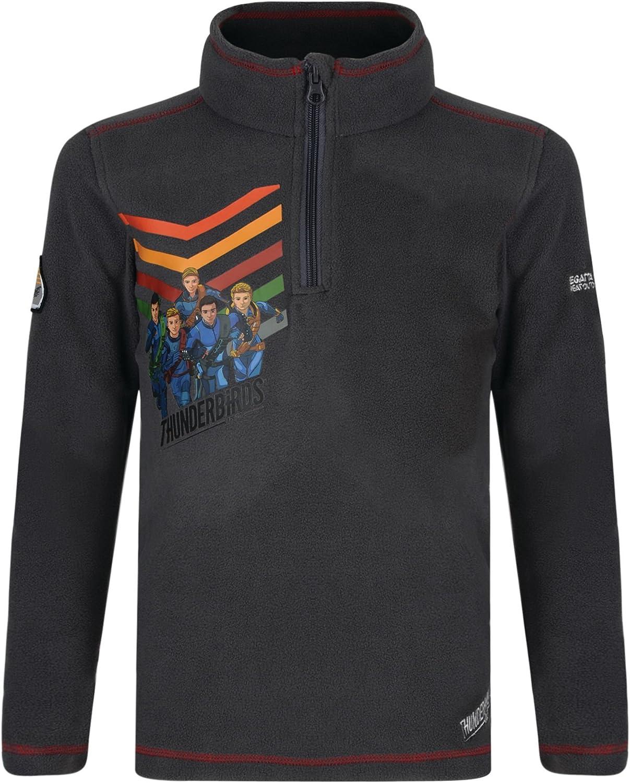 Regatta Thunderbirds Childrens//Kids Official Crosscut Fleece Jacket