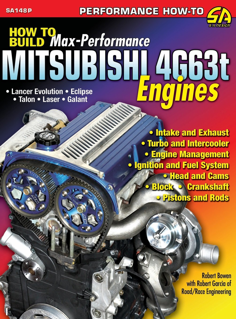 How to Build Max-Performance Mitsubishi 4g63t Engines: Amazon.es: Robert Bowen: Libros en idiomas extranjeros