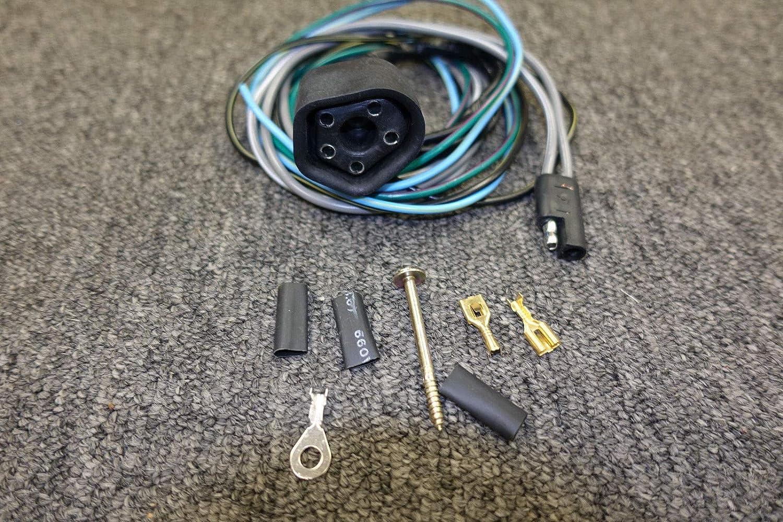 amazon.com: compatible electronic control module wire harness for 1972-1980  dodge electronic control module wire harness compatible p3690152  p3690152ab: automotive  amazon.com
