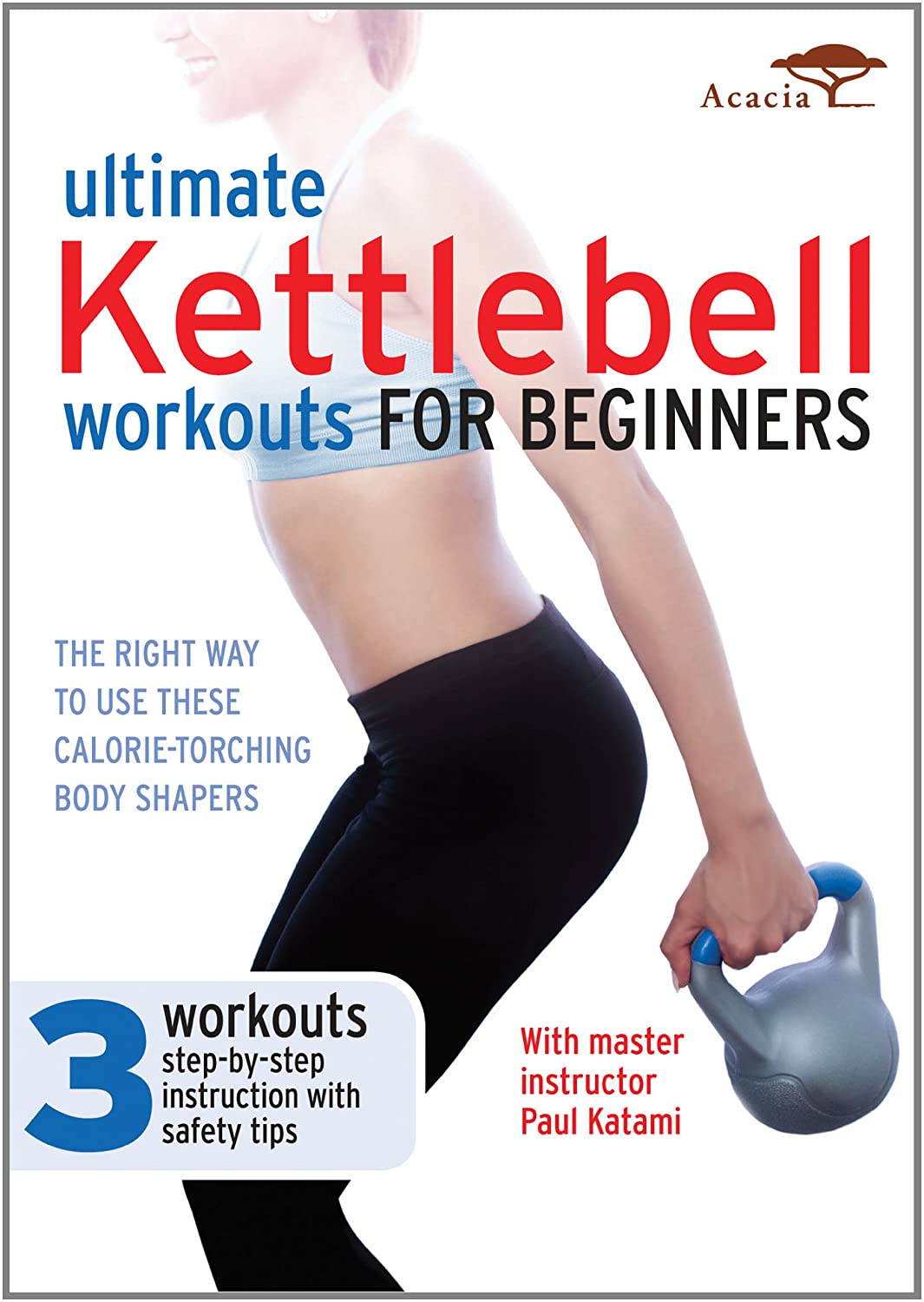 Ultimate kettlebell workouts for beginners amazon ca paul katami ernie schultz acacia dvd