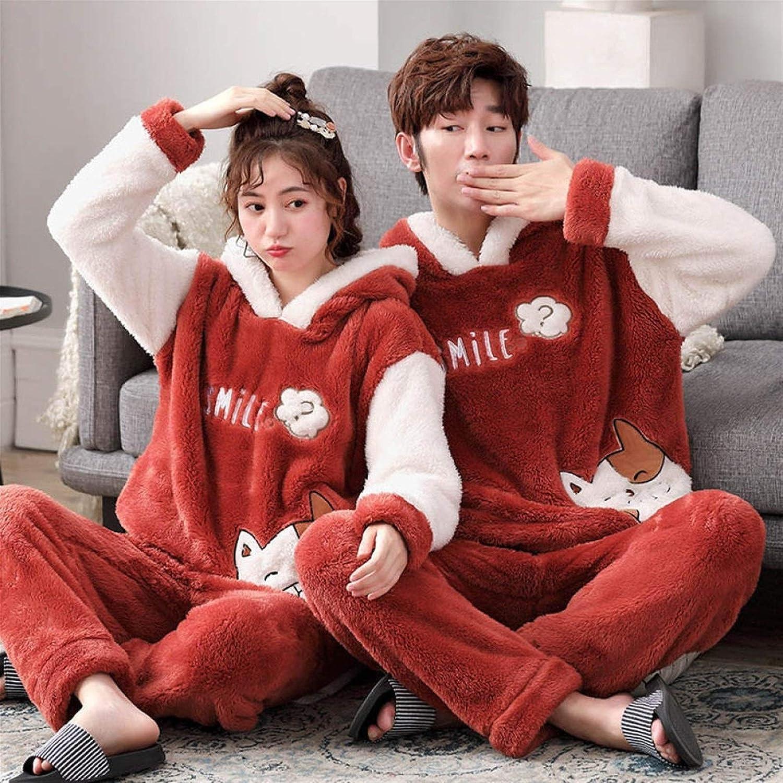 ejemplo de pijamas de invierno para parejas