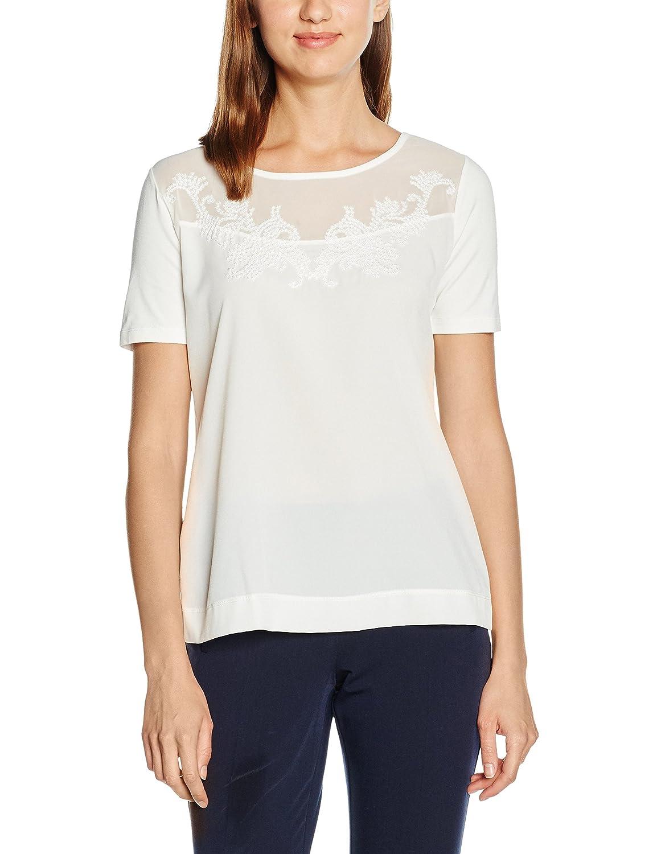 3888784f Betty Barclay Women's 3899/2960 Short Sleeve T-Shirt, Off-White - Elfenbein  (Offwhite 1014), 12 (Manufacturer Size: 38): Amazon.co.uk: Clothing