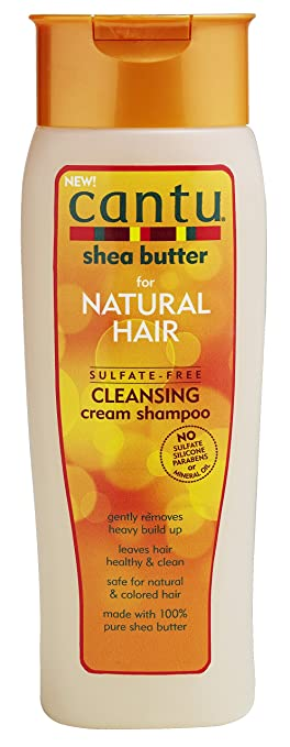 Image result for cantu shea butter shampoo