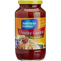 American Garden Chunky Garden Pasta Sauce - 680 gm