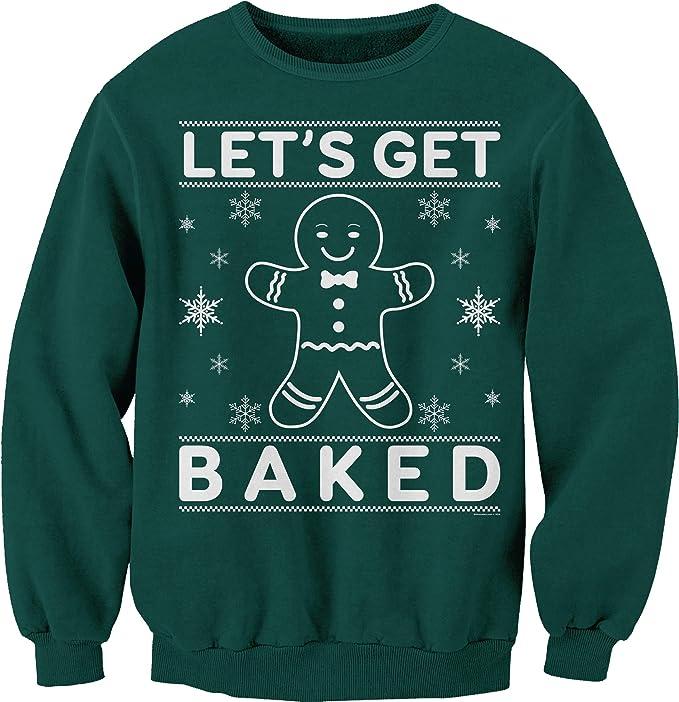 funny xmas sweaters men