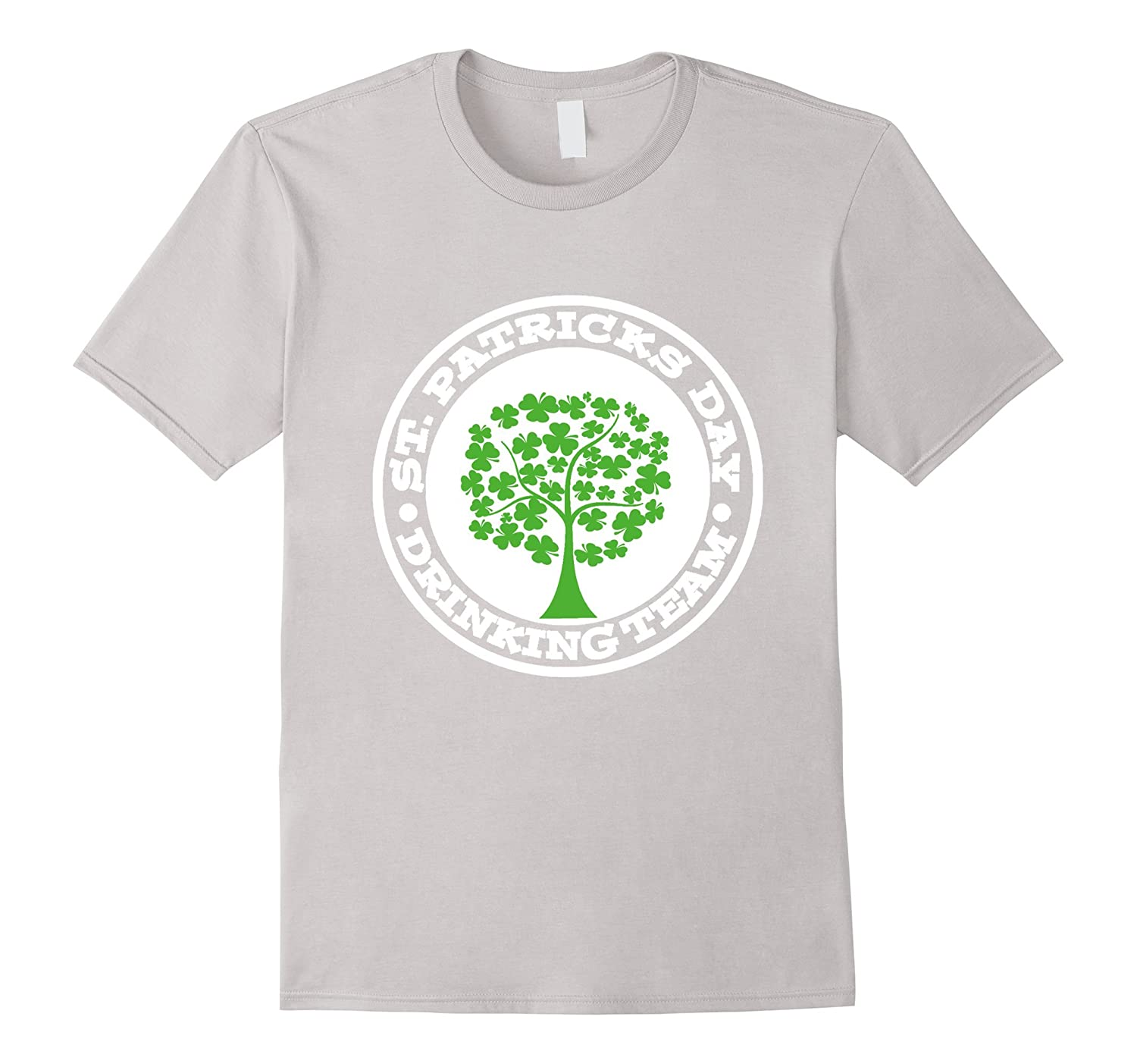 Drinking group for saint patricks day t-shirt-TD