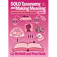SOLO Taxonomy and Making Meaning Book 3