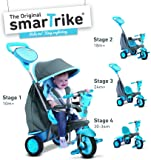 smarTrike Swing 4-in-1 Baby Trike Light-Weight 12 pound With Padded  sc 1 st  Amazon.com & Amazon.com: New 2012 Smart Trike Recliner 4 in 1 Green: Toys u0026 Games islam-shia.org
