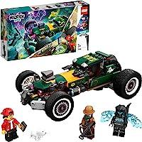 LEGO® Hidden Side Bovennatuurlijke racewagen 70434 populair spookspeelgoed, coole speelervaring met augmented reality (AR) voor kinderen (244 onderdelen)