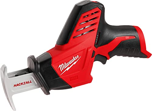 Milwaukee 2621-20 M18 18V Lithium Ion Cordless Sawzall 3,000RPM Reciprocating Saw with Quik Lok Blade Clamp and All Metal Gearbox Bare Tool