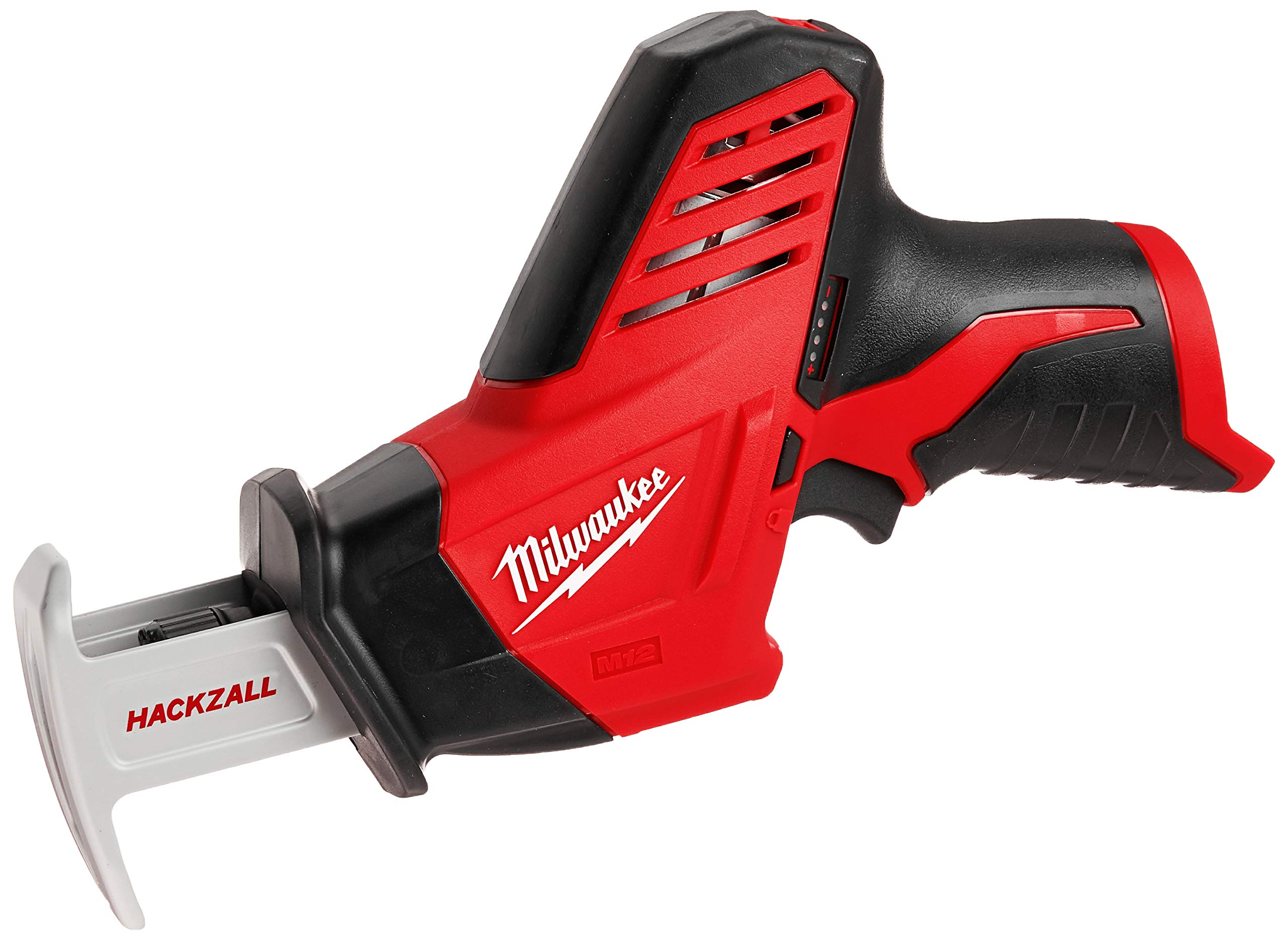 Milwaukee M12 12-Volt Hackzall Recip Saw (2420-20) (Tool Only - No Battery) by Milwaukee