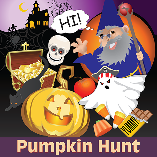 Pumpkin Hunt - A Halloween Game -