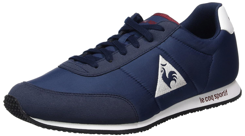 Le Coq Sportif Unisex-Erwachsene Racerone Sneaker  41 EU|Blau (Dress Blue/Rouge Ruby Wine)