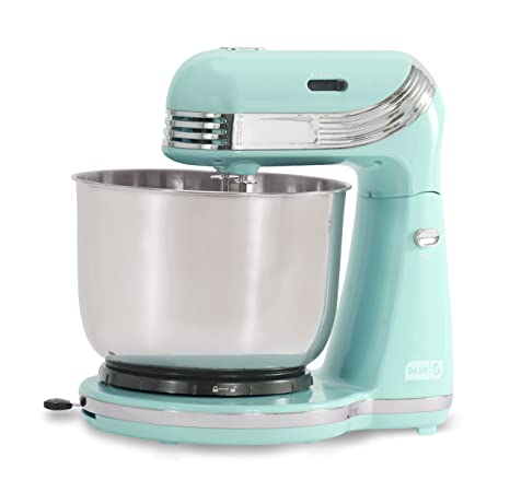 Amazon.com: Dash Stand Mixer (Electric Mixer for Everyday Use): 6 ...