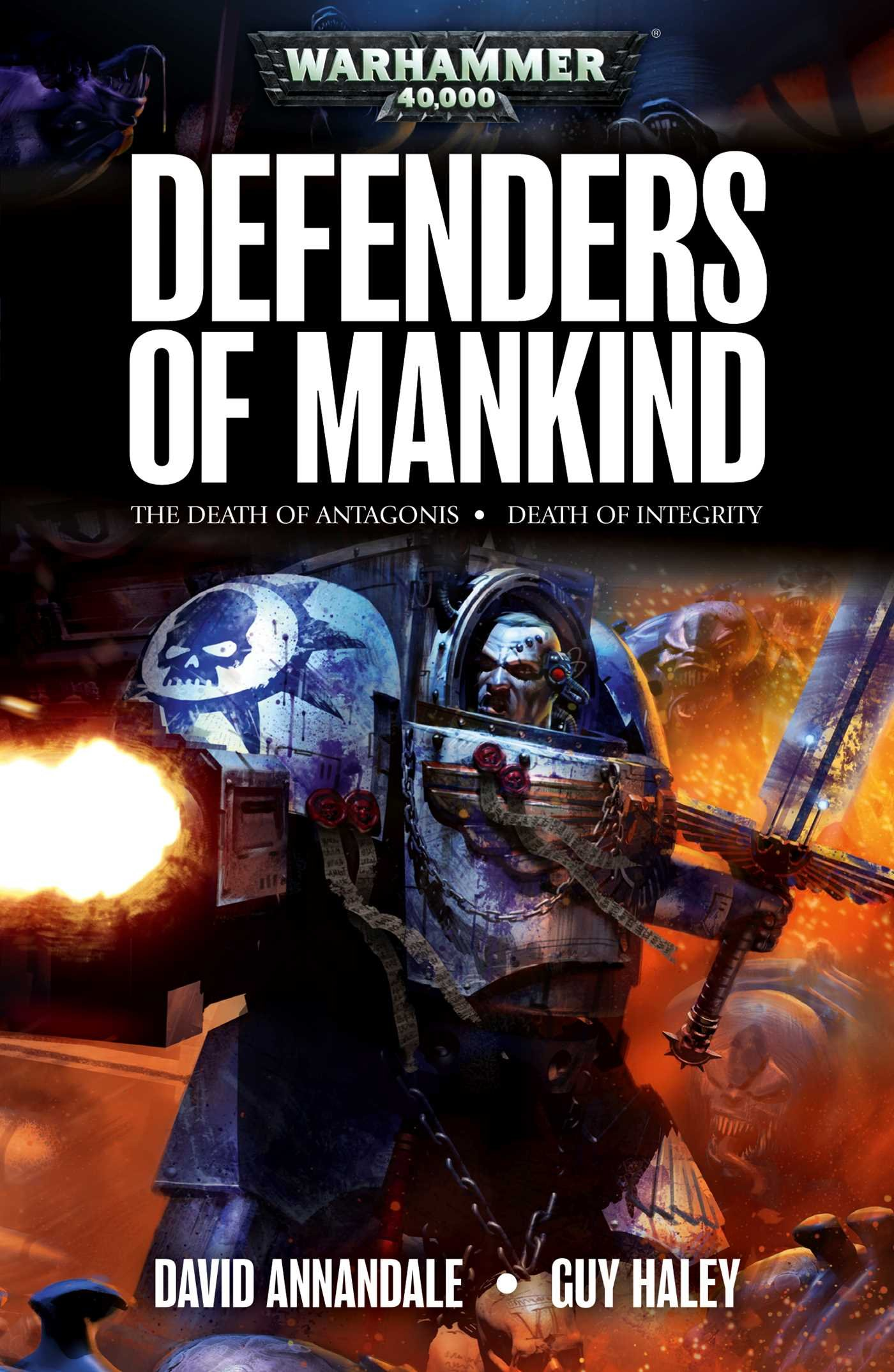 Defenders of Mankind (Warhammer 40,000) PDF