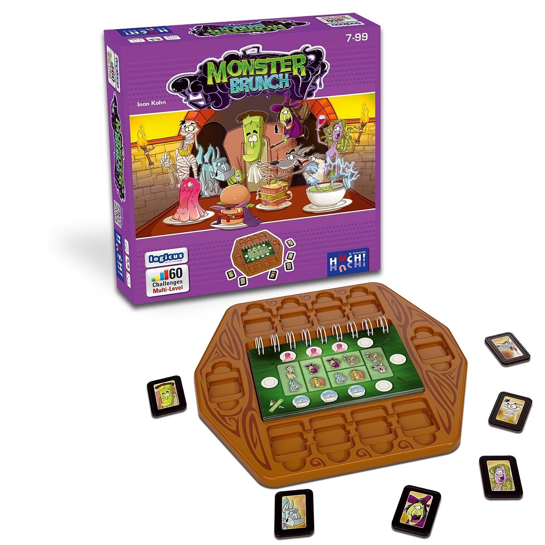 Huch & Friends - Juego de Reflejos, para 1 Jugador (Importado): Inon Kohn: Amazon.es: Juguetes y juegos