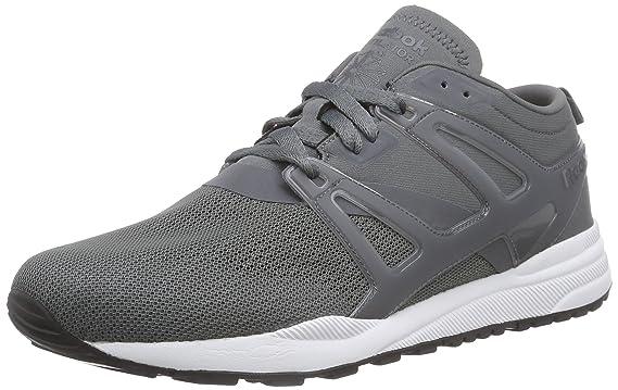 3e62acaa9324d Amazon.com: Reebok Ventilator Adapt Mens Sneakers Grey: Clothing