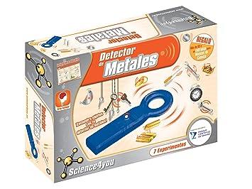 Science4you - Detector de Metales - Juguete Educativo Y Científico: Amazon.es: Juguetes y juegos