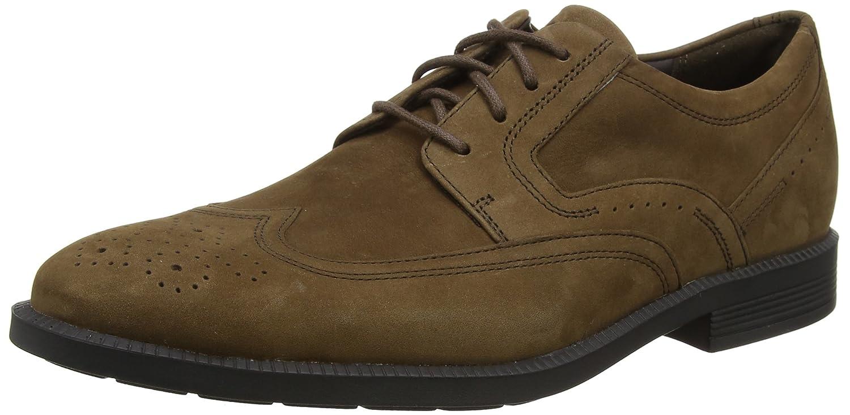 Rockport Dressports Modern Wingtip, Zapatos de Cordones Derby para Hombre