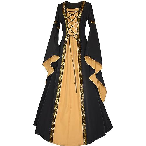 Dornbluth Ladies Medieval Dress Anna dark