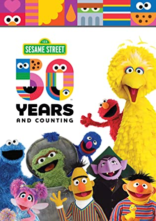 Sesame Street: 50 Years and Counting