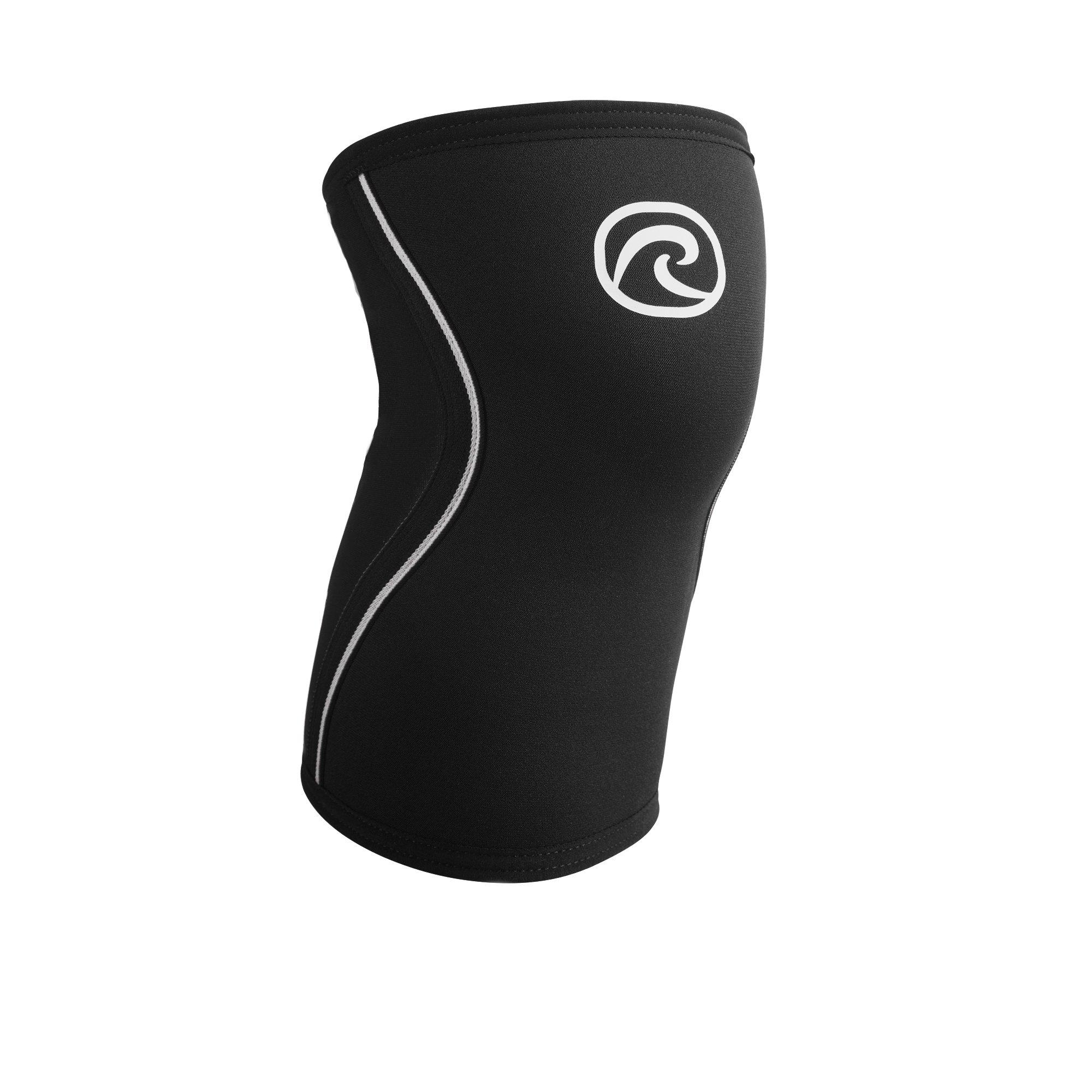 Rehband RX Knee Sleeve 5mm Black XXS