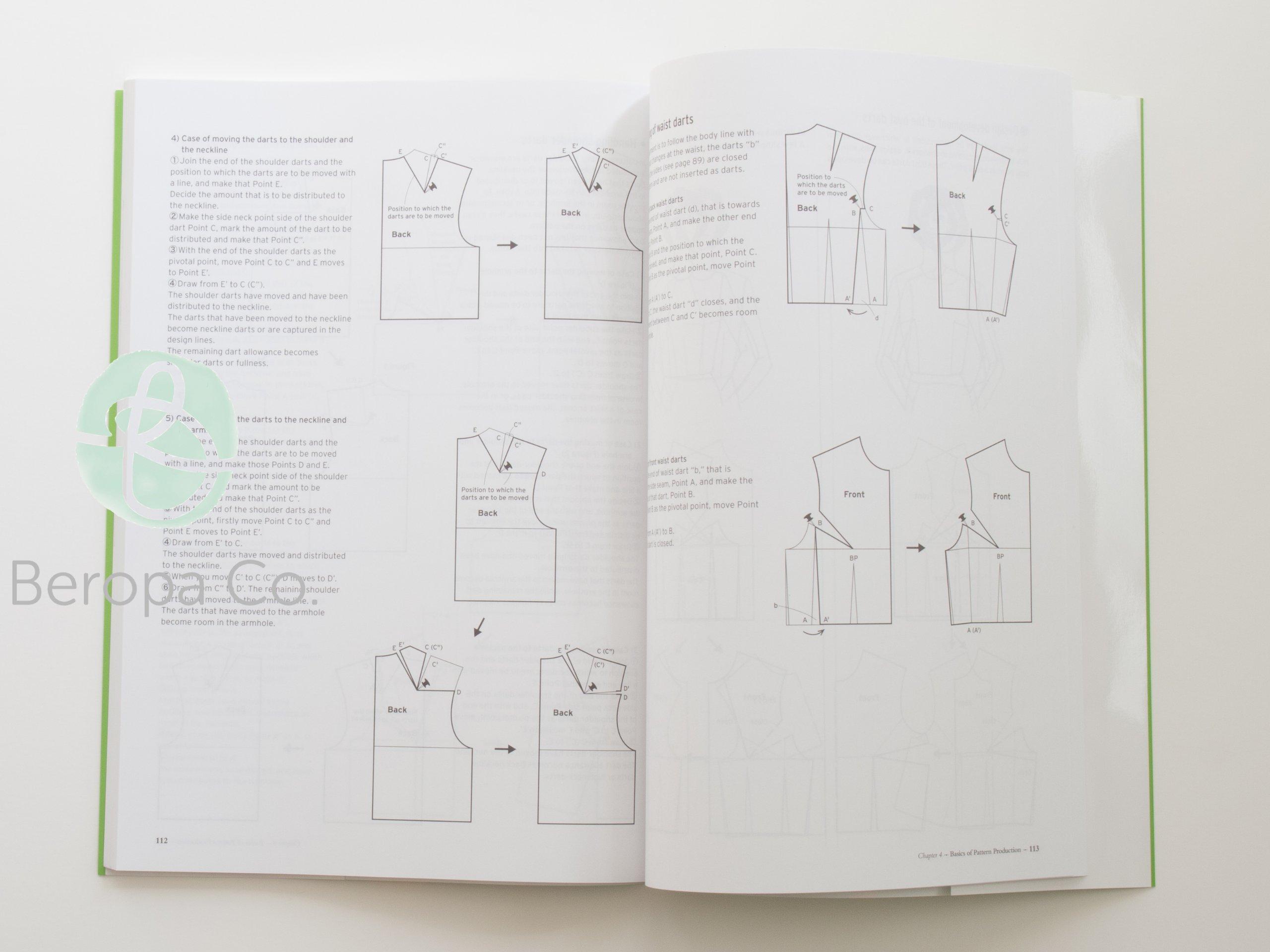 Bunka Fashion Series Garment Design Textbook 1 Fundamentals Of Garment Design Bunka Fashion College 9784579112388 Amazon Com Books