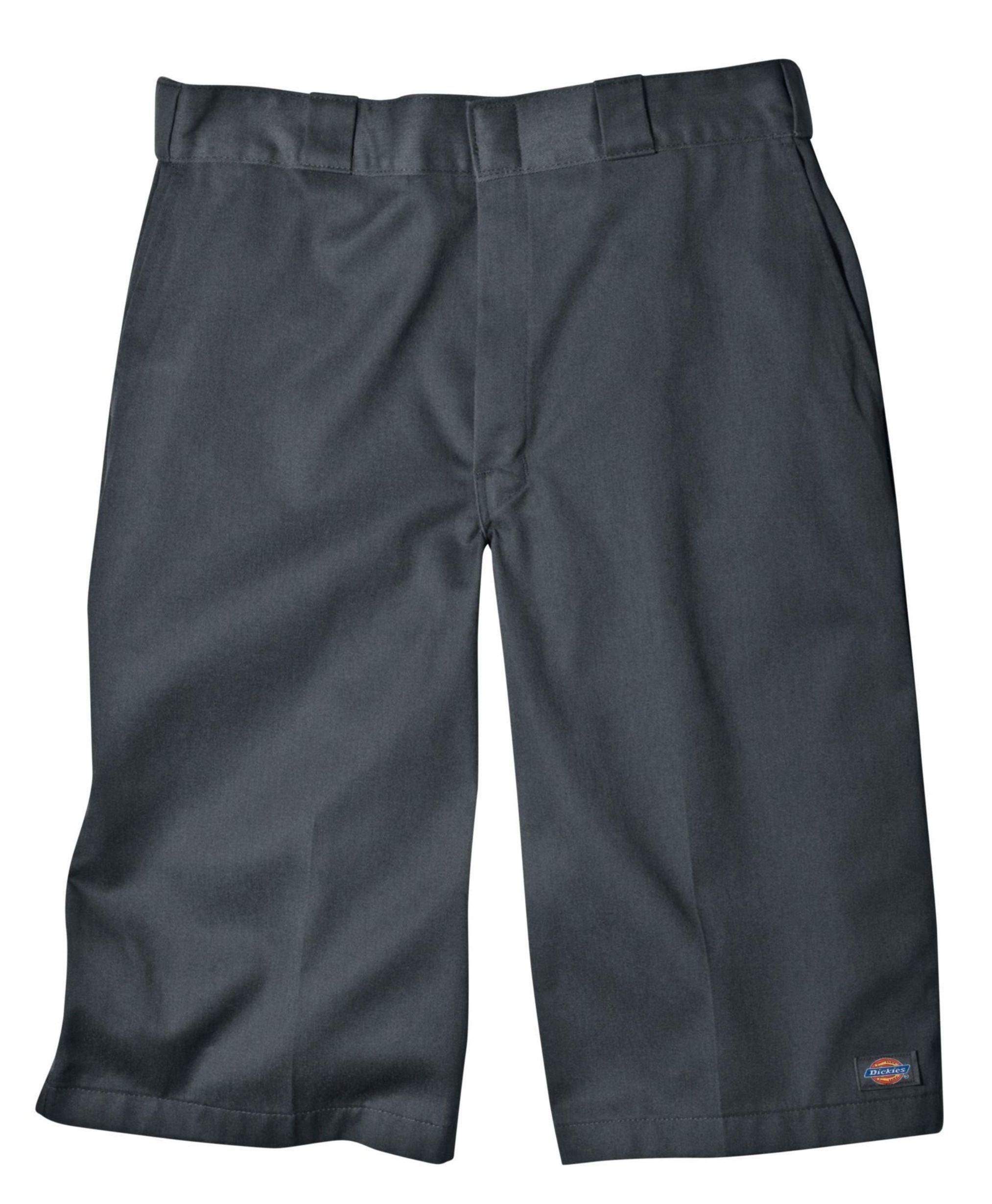 Dickies 41283 15'' Loose Fit Multi-Pocket Work Short-Charcoal-46
