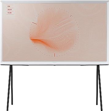 Samsung QN55LS01RAFXZA Serif 55-Inch QLED 4K LS01 Series Ultra HD Smart TV con HDR y Alexa Compatibilidad (Modelo 2019): Amazon.es: Electrónica
