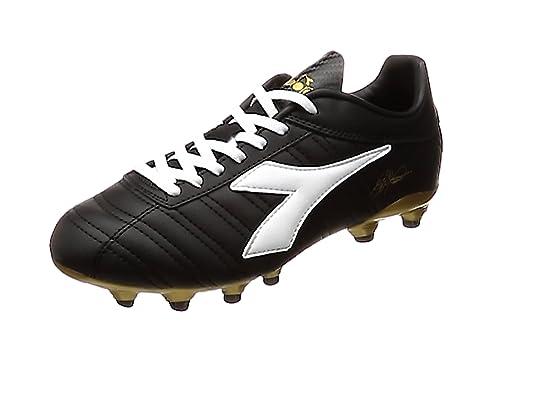 af701802e Diadora Baggio 03 R Mg14, Zapatos de Futsal para Hombre, (Nero/Bianco