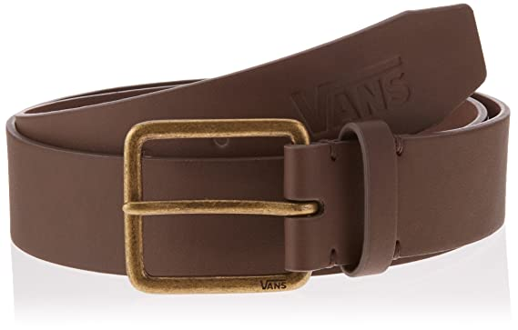 Vans Hunter PU Belt, Ceinture Homme, Marron (Brown Bro), 80 (Taille ... 4dd33b34a57