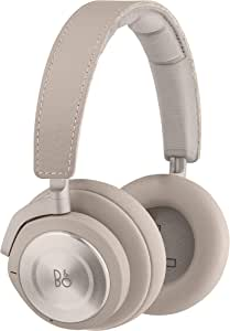 Bang & Olufsen Beoplay H9i Wireless Over-Ear Headphones, Luxurious Bluetooth Headphones, with up to 24 Hours of Playtime, Advanced Active Noise Cancelling and Transparency Mode, Limestone