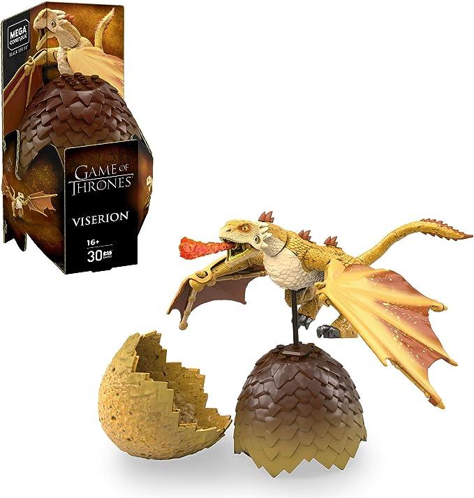 Game of Thrones House Targaryen inspired mini box daenerys laser dragon crest fire and blood drogon dracarys