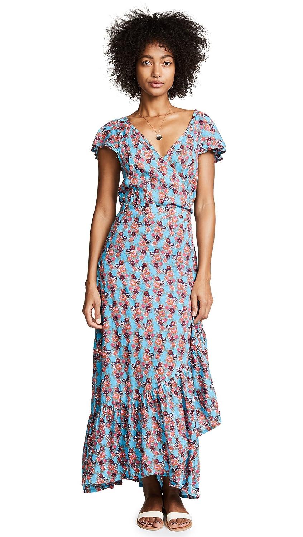 Tiare Hawaii Women's Indica Wrap Dress by Tiare Hawaii