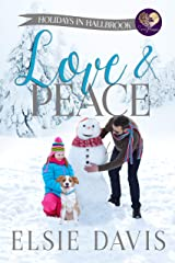 Love & Peace (Holidays in Hallbrook Book 3) Kindle Edition