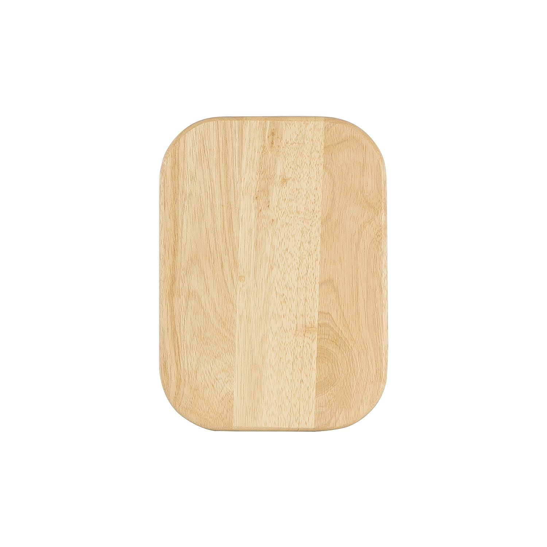 Small T/&G Woodware DL138 Hevea Rectangular Board
