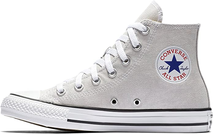 Converse Chucks (Chuck Taylor) All Star High Top Unisex Damen Herren Grau